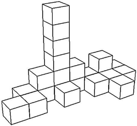 Cube counting_free 1