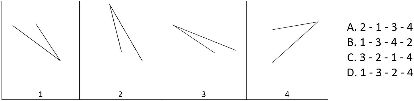 Angle Ranking