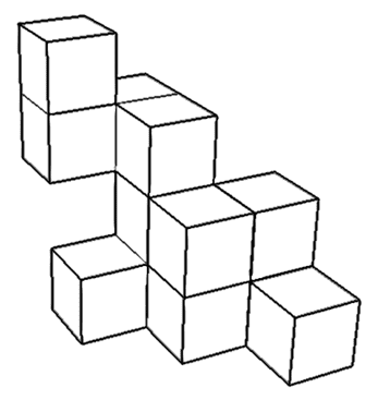 Free Cube Counting Questions